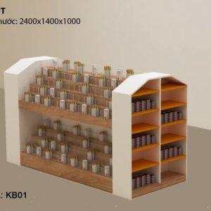 Kệ bút KB01